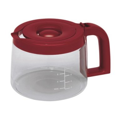 Kitchenaid Coffee Maker Replacement Carafe : KitchenAid 10-Cup Replacement Carafe in Empire Red