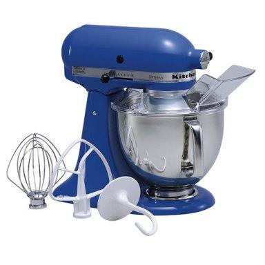 kitchenaid kitchenaid artisan 5 qt stand mixer